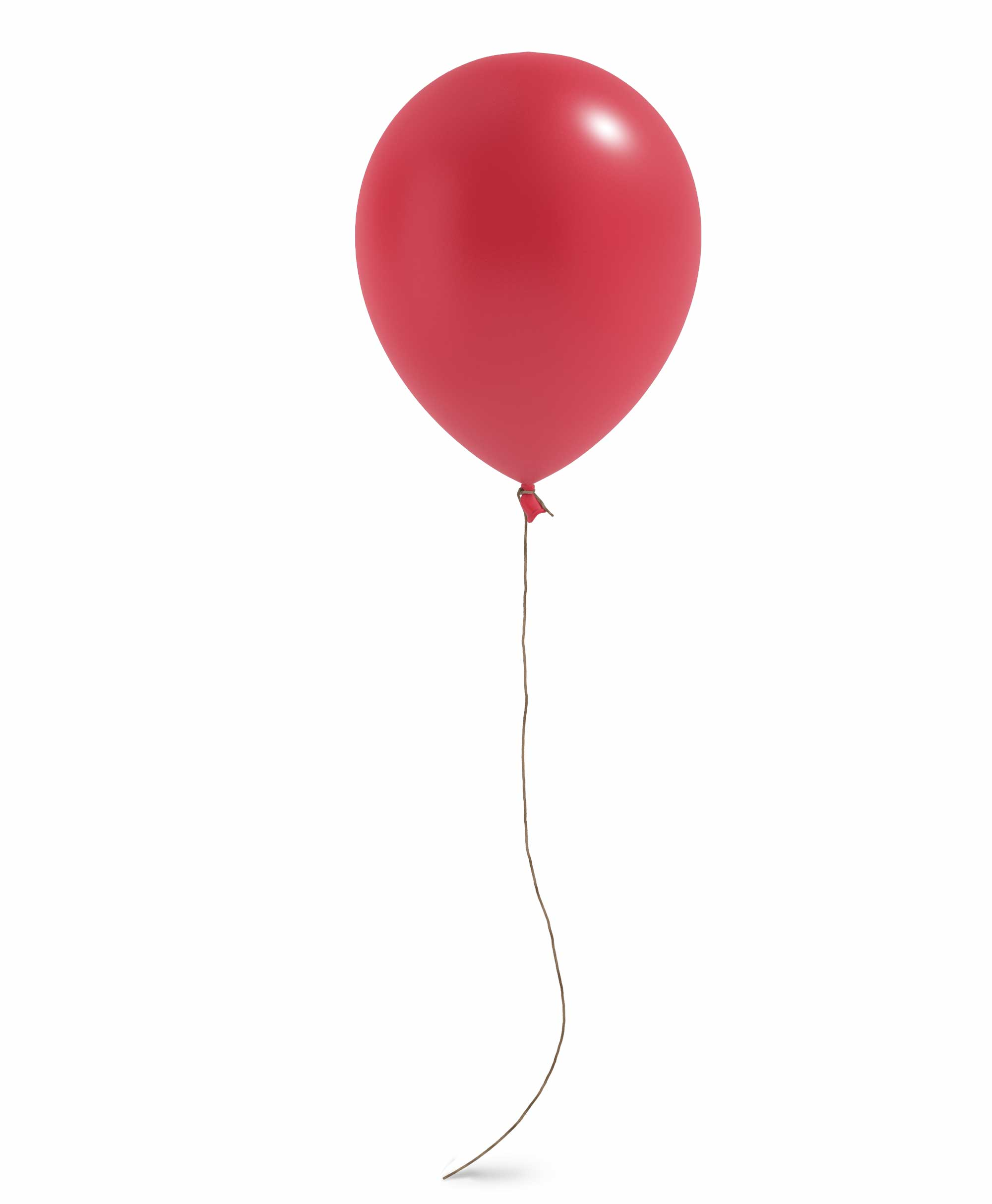 "Red balloon 11"" - Raspberry theme"